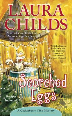 Scorched Eggs (A Cackleberry Club Mystery #6) Cover Image
