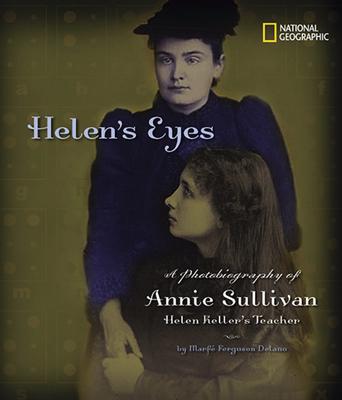 Cover for Helen's Eyes