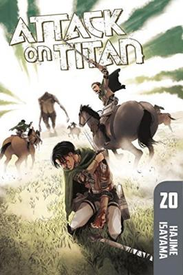 Attack on Titan 20 cover image