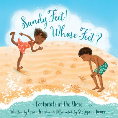 Cover for Sandy Feet! Whose Feet?