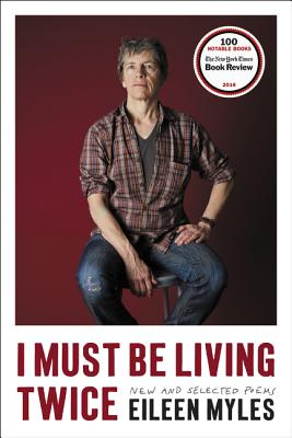 I Must Be Living Twice: New and Selected Poems Cover Image