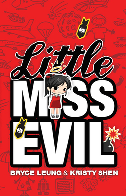 Little Miss Evil Cover