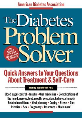 The Diabetes Problem Solver Cover