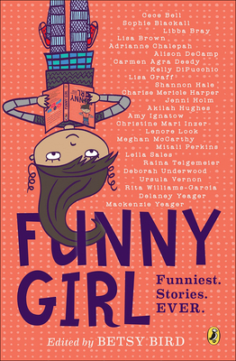 Funny Girl: Funniest Stories Ever Cover Image