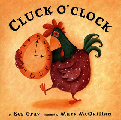 Cluck O'Clock Cover