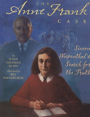 The Anne Frank Case Cover