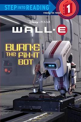 Burn-E the Fix-It Bot (Disney/Pixar Wall-E) Cover