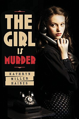 The Girl Is Murder Cover