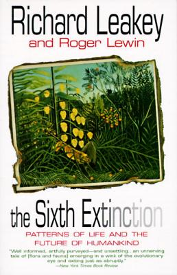 Cover for The Sixth Extinction