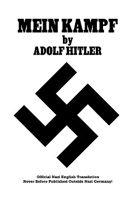 Mein Kampf: Official Nazi English Translation Cover Image