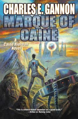 Marque of Caine (Caine Riordan #5) Cover Image
