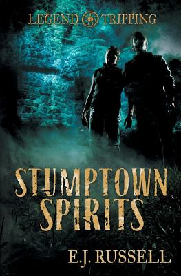 Stumptown Spirits Cover Image