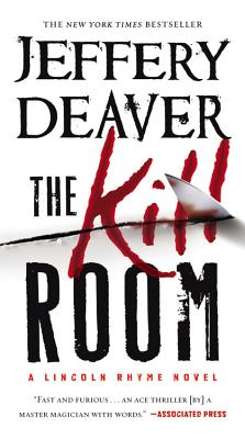 The Kill Room Cover Image