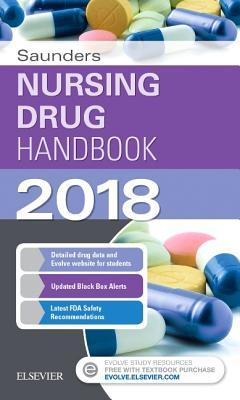 Saunders Nursing Drug Handbook 2018 Cover Image