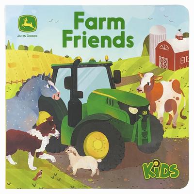 Farm Friends Cover Image