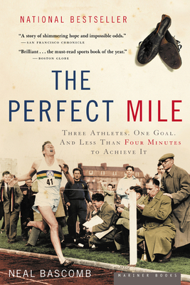 The Perfect Mile Cover