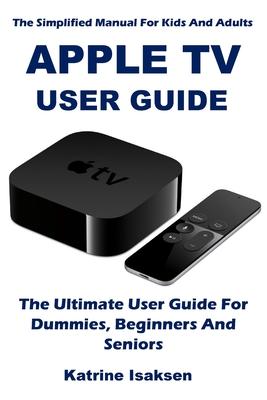 Apple TV User Guide Cover Image