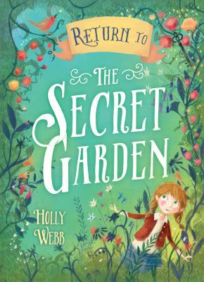 Cover for Return to the Secret Garden