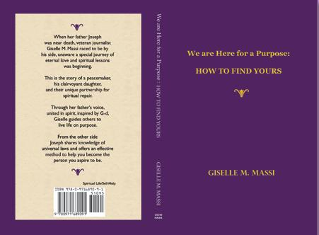 We are Here for a Purpose: HOW TO FIND YOURS Cover Image