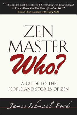 Cover for Zen Master Who?