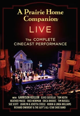 A Prairie Home Companion Live: The Complete HD Broadcast Cover Image