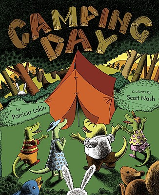 Camping Day! Cover