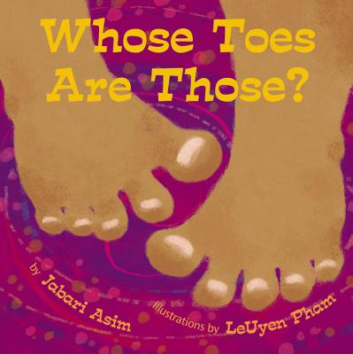Whose Toes Are Those? Cover