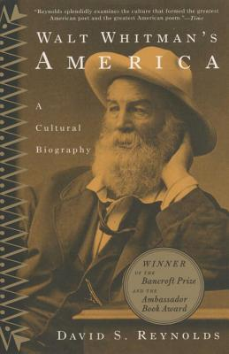 Walt Whitman's America Cover