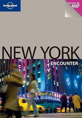 Lonely Planet New York Encounter [With Pull-Out Map] Cover Image