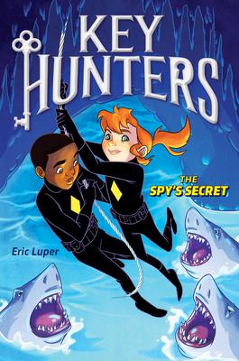 The Spy's Secret Cover