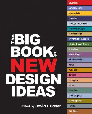 The Big Book of New Design Ideas Cover Image