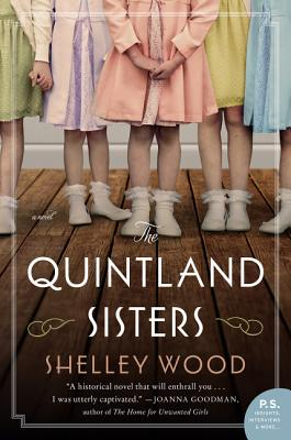 Cover for The Quintland Sisters
