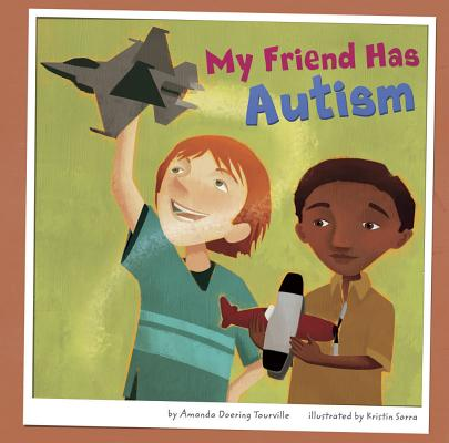 My Friend Has Autism Cover