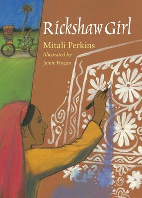 Rickshaw Girl Cover Image