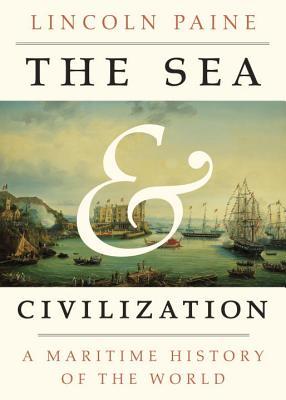 The Sea and Civilization Cover