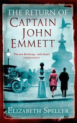 Return of Captain John Emmett Cover