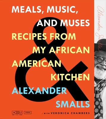 Meals, Music, and Muses: Recipes from My African American Kitchen cover