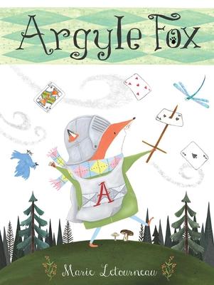 Argyle Fox Cover Image