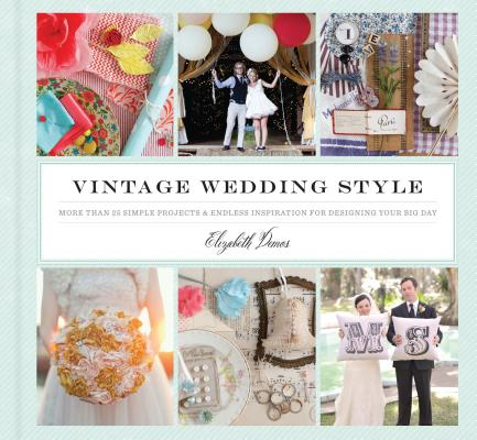 Vintage Wedding Style Cover