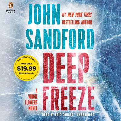 Deep Freeze (A Virgil Flowers Novel #10) Cover Image