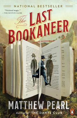 The Last Bookaneer: A Novel Cover Image