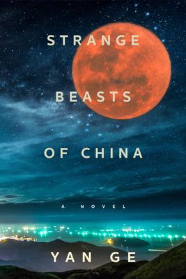 Strange Beasts of China Cover Image