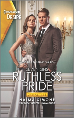 Ruthless Pride: Experience the Passion in This Dramatic Romance Cover Image
