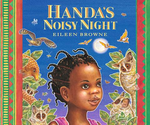 Handa's Noisy Night Cover Image
