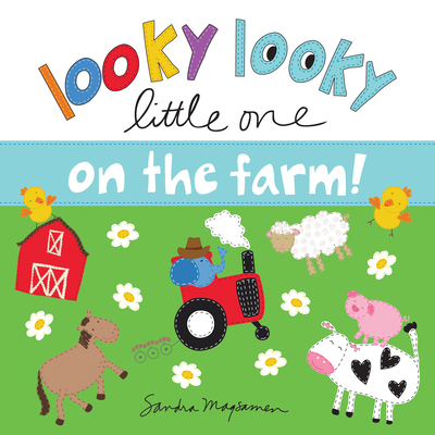 Looky Looky Little One on the Farm Cover Image