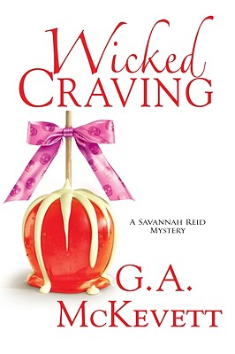 Wicked Craving (A Savannah Reid Mystery #15) Cover Image