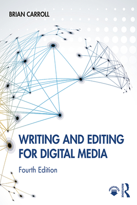 Writing and Editing for Digital Media Cover Image