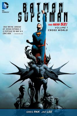 Batman/Superman Vol. 1 Cover
