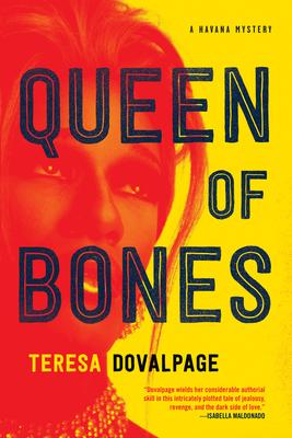 Queen of Bones (A Havana Mystery #2) Cover Image
