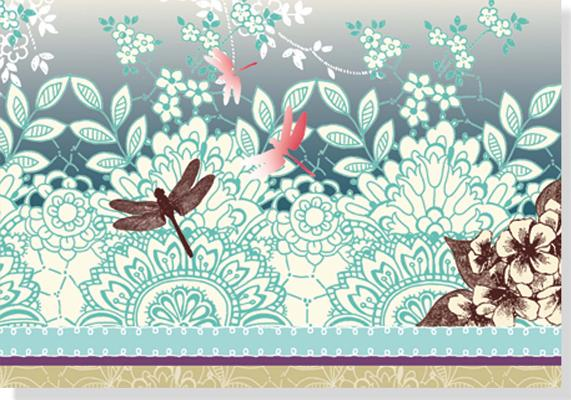 Note Card Dragonfly Cover Image
